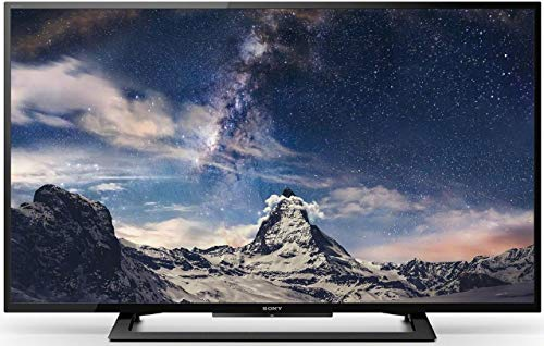 Sony 101.6 cm (40 inches) Bravia Full HD LED TV KLV-40R252F (Black) (2018 Model)