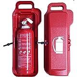 Cofanetto auto estintore e custodia di trasporto 2kg polvere