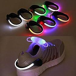luminosas clip de zapato...