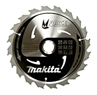 B-32041 Makita MForce Circular Saw Blade, 190 MM for Hand and Table Circular Saws
