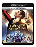 The Greatest Showman [4K Blu-ray + Blu-ray + Digital Download]