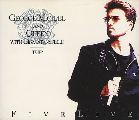 George Michael & Queen with Lisa Stansfield - Five Live