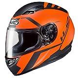 Motorradhelm HJC CS 15 FAREN MC7SF, Schwarz/Orange, M