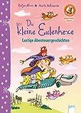 Die kleine Eulenhexe. Lustige Abenteuergeschichten: Der Bücherbär: Allererstes Lesen (Der Bücherbär. Erstleserbücher für das Lesealter Vorschule/1. Klasse)