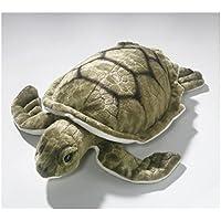 Tortuga, tortuga marina, agua Tortuga de peluche (aprox. 31 cm de Carl Dick)