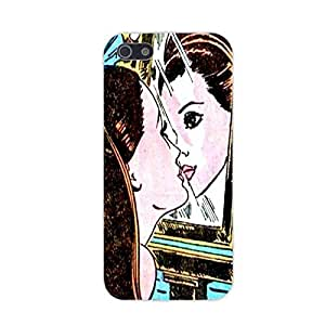 The Palaash Mobile Back Cover for Apple I Phone 5 5S