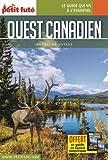 Guide Ouest canadien 2018 Carnet Petit Futé