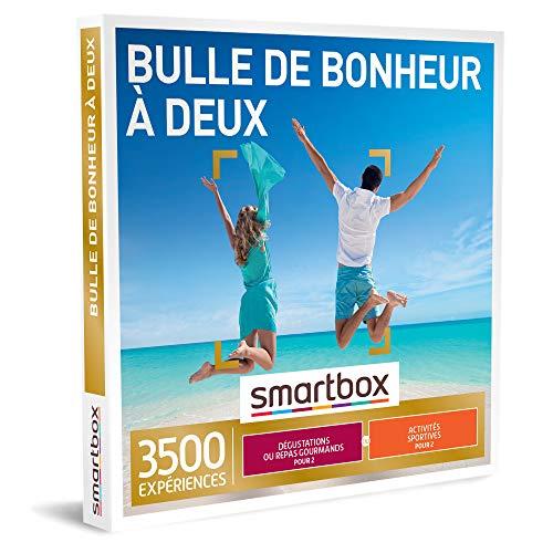SMARTBOX - Coffret Cadeau couple - Bulle de bonheur à deux - idée cadeau - 3500...