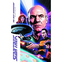 Star Trek: The Next Generation Omnibus by David Tischman (2012-12-25)