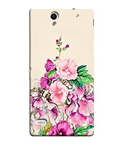 PrintVisa Designer Back Case Cover for Sony Xperia C4 (Jaipur Rajasthan Tribal Azitec Mobiles Indian Traditional Wooden)