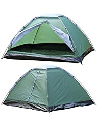 Popamazing Automatic Dome Tent Canopy Camping Family Waterproof Portable 3 4 Person Outdoor