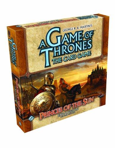 Preisvergleich Produktbild Fantasy Flight Games GOT50 - Game of Thrones: Princes of the Sun Expansion