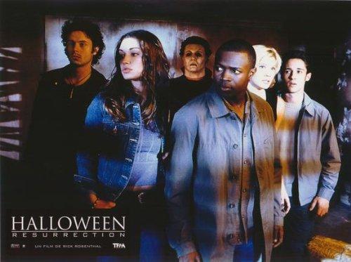 Halloween: Resurrection Plakat Movie Poster (11 x 14 Inches - 28cm x 36cm) (2002) French E