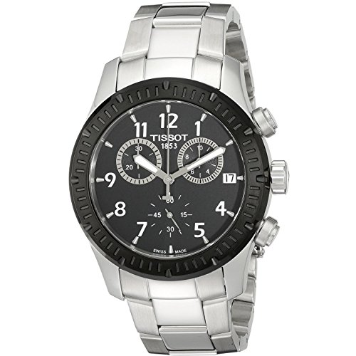 aa5c98838ddd Men s Watches - Tissot V8 Chronograph Mens Watch - Stainless Steel ...