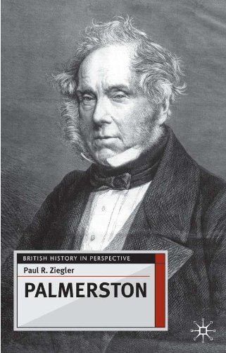 Palmerston (British History in Perspective) (English Edition)