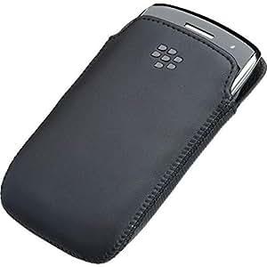 BlackBerry Pocket Style Case for BlackBerry Curve 9350/9360/9370 - Black