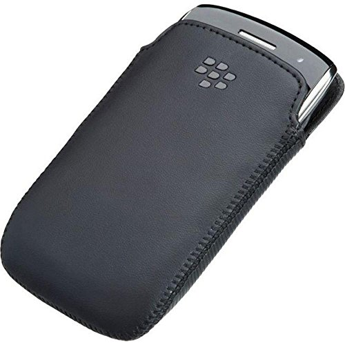 Blackberry Custodia a Fondina in Pelle per Curve 9350/9360/9370, (Phone Blackberry Curve)