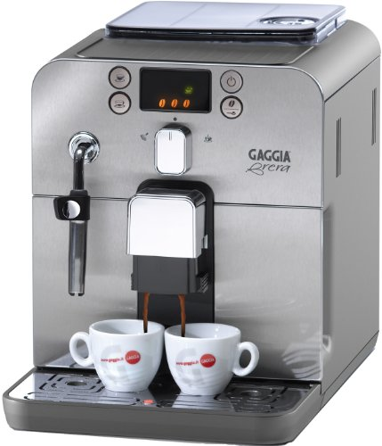 Gaggia Brera Bean to Cup Coffee Machine thumbnail