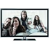 Samsung UE55D6200TSXZG 138 cm (55 Zoll) 3D-LED-Backlight-Fernseher (Full HD, HD ready bei 3D, 200Hz CMR, DVB-T/C/S2, CI+) schwarz