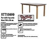 Raffles Covers RTT18090 Abdeckhaube für Tischplatten 180 x 90 cm