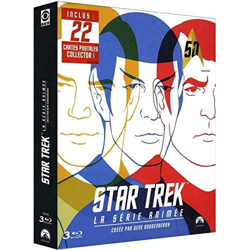 Star Trek - La série animée [Italia] [Blu-ray] 1