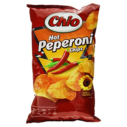 Chio Hot Peperoni, 5er Pack  (5x 175 g Packung)