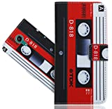 FoneExpert Wiko Tommy 2 Coque, Etui Housse Coque en Cuir Vintage Portefeuille Wallet Case Cover pour Wiko Tommy 2