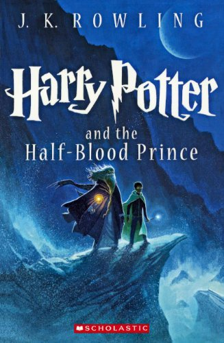 Harry Potter And The Half-Blood Prince (Turtleback School & Library Binding Edition) by J. K. Rowling (2013-08-27)