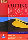 New Cutting Edge Elementary Students Book and CD-Rom Pack: Students Book NE and CD-RO...