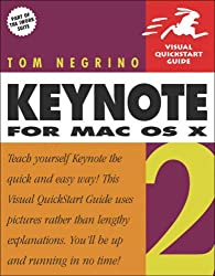 Keynote 2 for MAC OS X (Visual QuickStart Guides)