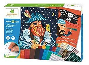 Darpeje- Piratas de Mosaico-Sycomore Faujas (CRE7008), Color (1)
