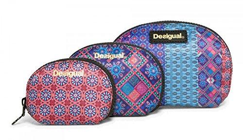 Desigual 17WAYF05 Portafogli donna Borse e Accessori Multicolore