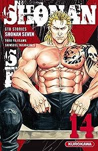 Shonan Seven - GTO Stories Edition simple Tome 14
