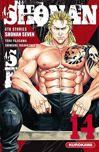 Shonan Seven - GTO Stories Edition simple Tome 14
