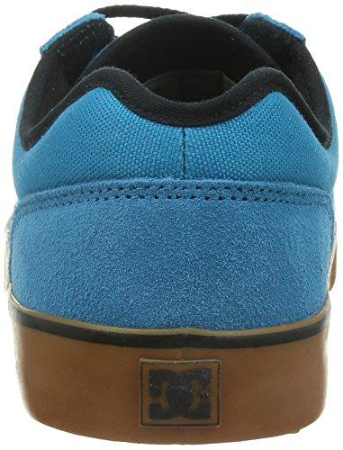 DC TONIK KBCYB Herren Sneakers Blau (CYAN/BLACK- CYB)