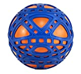 Tucker Toys 31578.0 - EZ Grip Ball, Orange/Blau