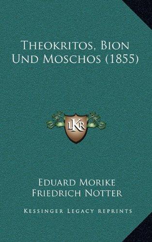 Theokritos, Bion Und Moschos (1855)