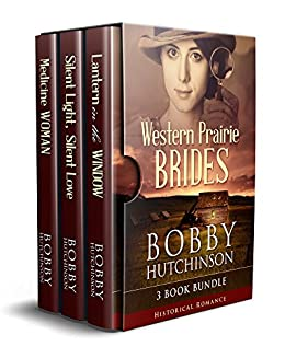 Western Prairie Brides: Three Book Bundle, Historical Romance (English Edition) de [Hutchinson, Bobby]