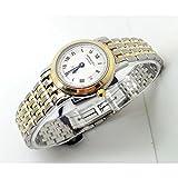 Montre Raymond Weil Toccata 2536470au quartz (Batterie) acier Quandrante Blanc Bracelet acier