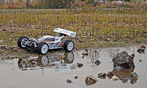 RC Buggy kaufen Buggy Bild 1: Amewi 22066 - Buggy AM8E brushless M1:8/2,4GHz/4WD/2150KV*