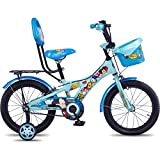 #10: Hero Disney 16T Mickey Junior Cycle With Carrier  8.5-inches (Green)