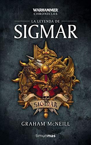 La leyenda de Sigmar nº 01/03 por Graham McNeill