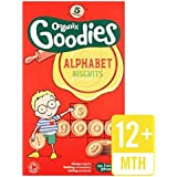 Organix Goodies Organic Alphabet Biscuits 5 x 25g