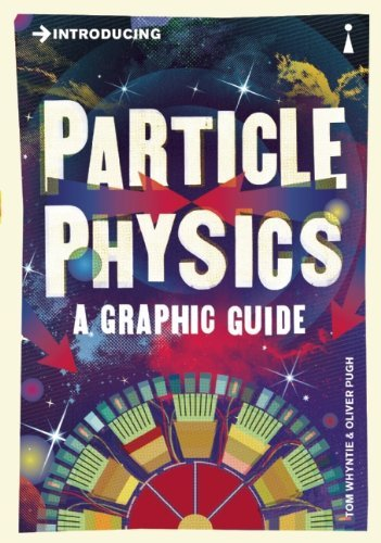 Introducing Particle Physics: A Graphic Guide by Tom Whyntie (5-Sep-2013) Paperback