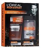 L'Oreal Men Expert Geschenkset Hydra Energy - Pflegeset inkl. Hydra