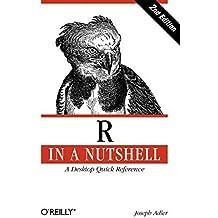 R in a Nutshell (In a Nutshell (O'Reilly)) by Joseph Adler (2012-10-19)