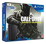 Ps4 Console Best Deals - PlayStation 4 1 Tb D chassis Slim + Call of Duty Infinite Warfare [Bundle]