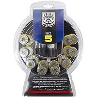 Hyper BSB ABEC 5 - Rodamientos para patines (16 unidades), incoloros