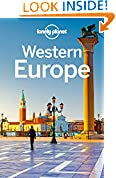 #4: Lonely Planet Western Europe (Travel Guide)