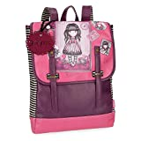 Gorjuss Sugar and Spice Mochila Tipo Casual, 38 cm, 9.92 litros, Morado